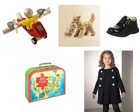 A Few of Lil's Favorite Things: November
