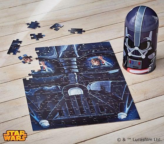 Star Wars Darth Vader Capsule Puzzle