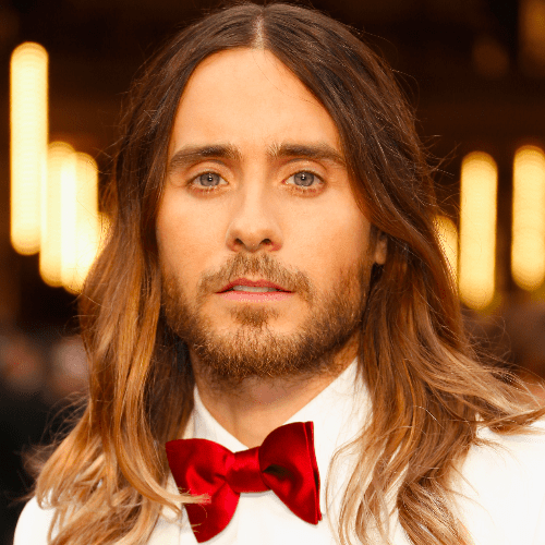 Jared Leto's Hairstylist Chase Kusero on His Perfect Hair