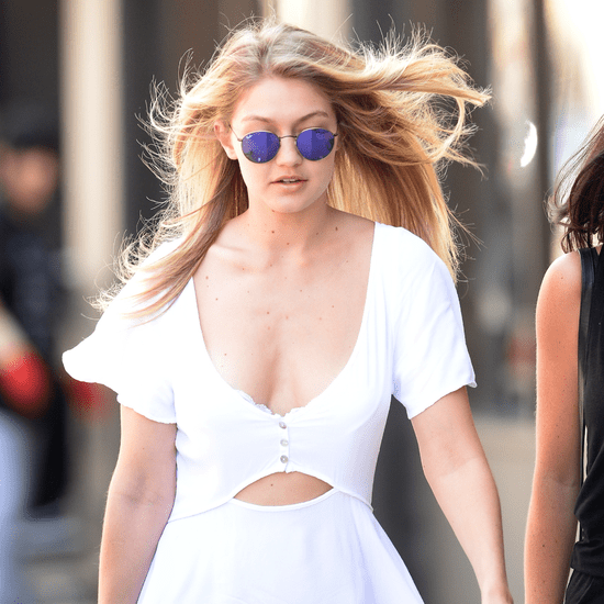Gigi Hadid Will Convince You to Rock a Dress and Trainers