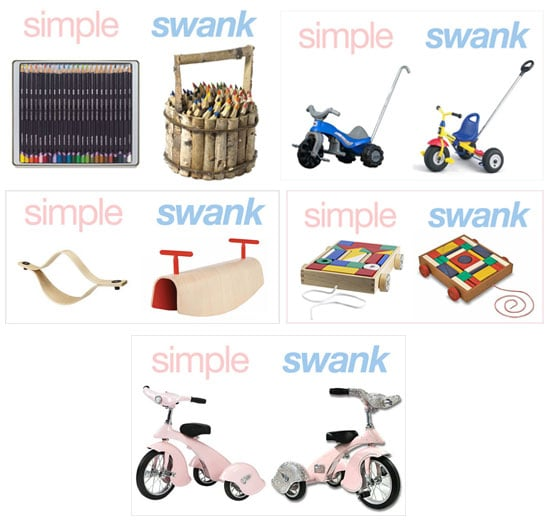 Lil's Favorite Five: Simple and Swank Holiday Items