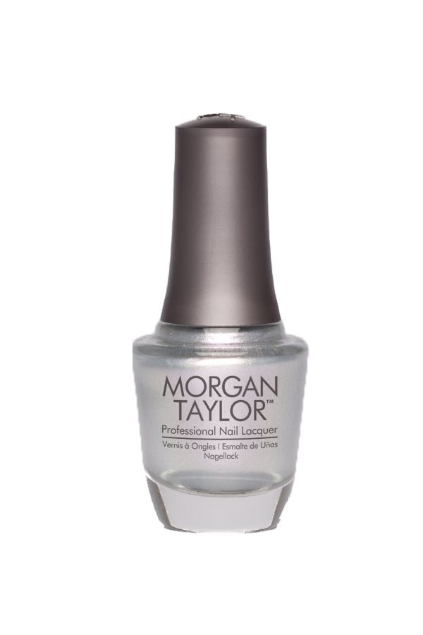 Morgan Taylor Oh Snap! It's Silver