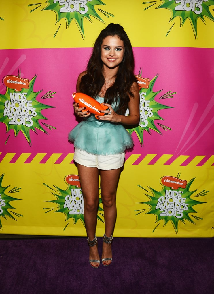 Highlights From the 2013 Nickelodeon Kids' Choice Awards