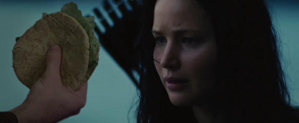 Forget the Boy With the Bread, Katniss Everdeen Is in Love With Pita