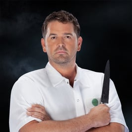 Bryan Caswell to Host Food Network's Best in Smoke