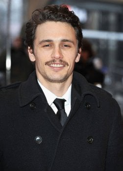Photos of James Franco at a Premiere of Howl During the 2010 Berlin Film Festival