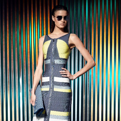 Hervé Léger by Max Azria Resort 2014 | Pictures