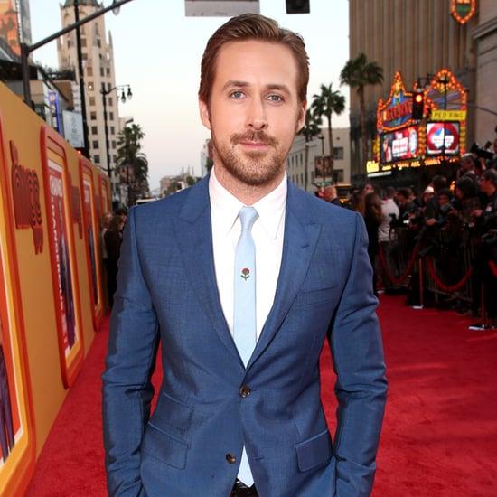 Ryan Gosling at The Nice Guys Premiere in LA May 2016