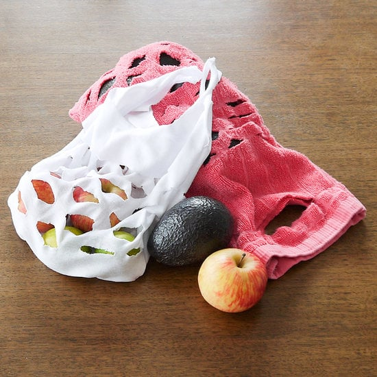 T-Shirt and Towel Produce Bags
