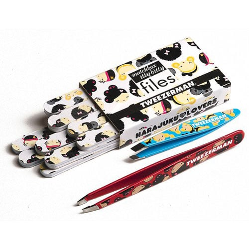 New Harajuku Lovers Tweezers and Nail Files
