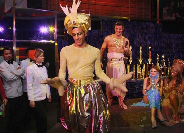 Fab Flash: Marc Jacobs' Arabian Nights Christmas Party