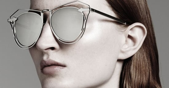 Karen Walker's New Metal Sunglasses Are Out of This World