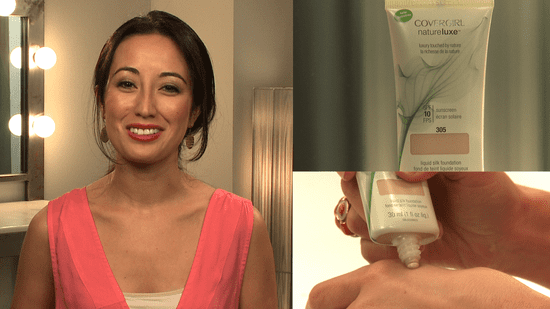 CoverGirl Natureluxe Silk Foundation Product Review