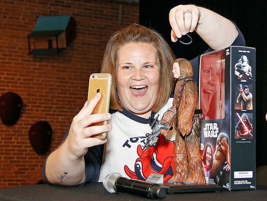 Chewbacca Mom Candace Payne Is Officially an Action Figure - Check Out Her One-of-a-Kind Toy