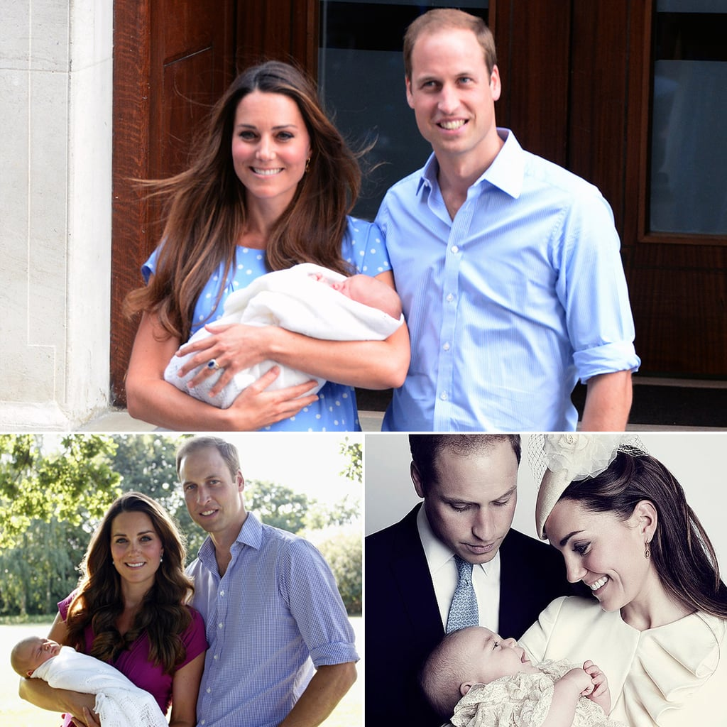 The Birth of Prince George