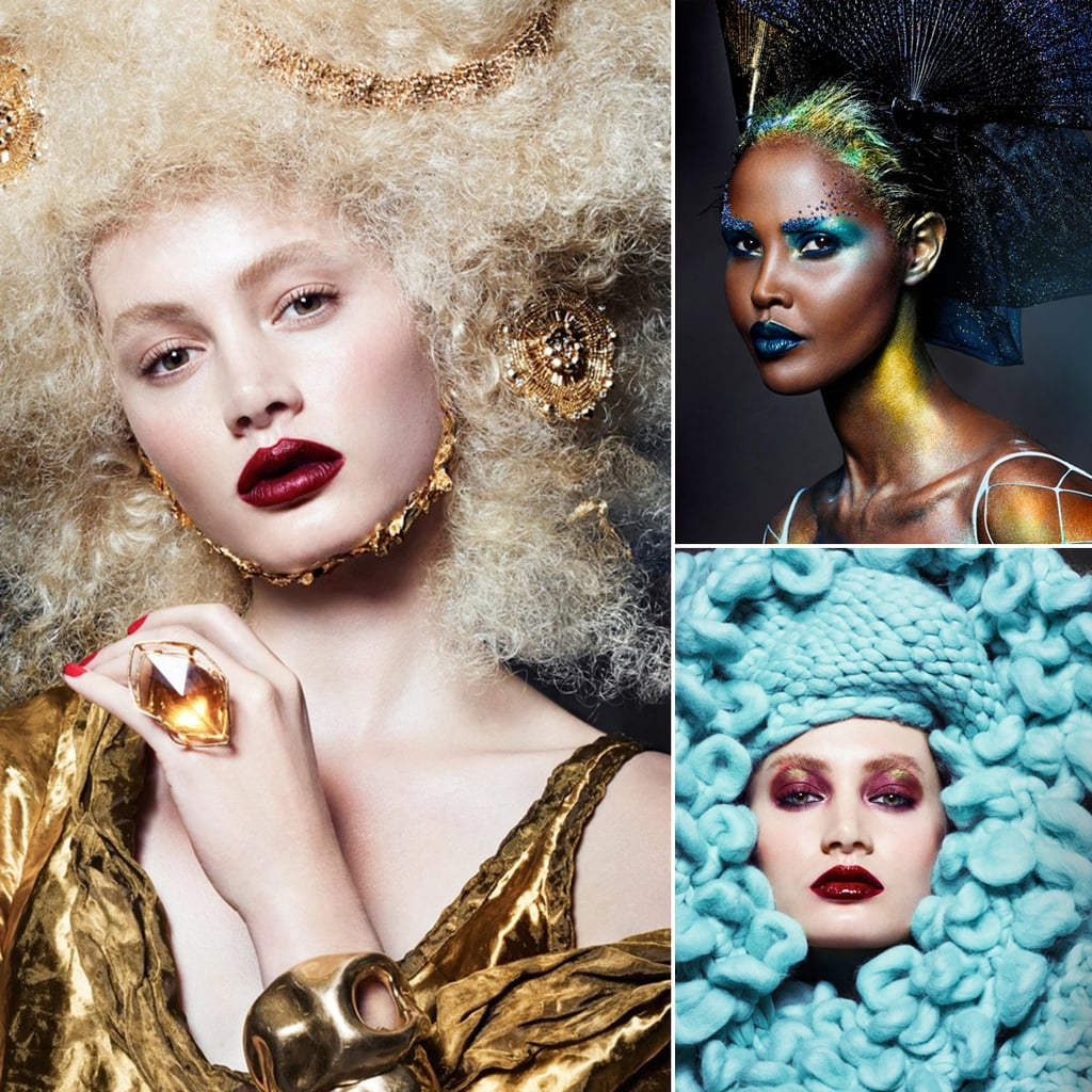 CoverGirl Re-Imagines the Districts of The Hunger Games