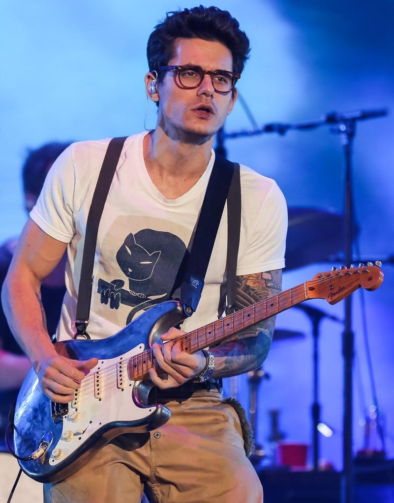 . . . John Mayer!
