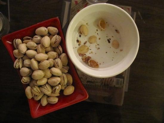 Olive and Nut Serving Tip