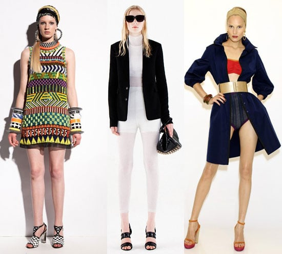 Pictures of 2011 Cruise Collections