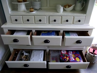 7 Stylish Ways to Organize Toys