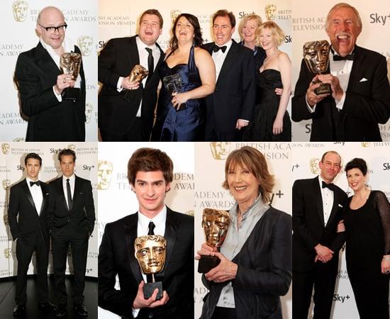 Winners of the 2008 BAFTA TV Awards