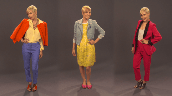 How To Wear Spring's Bold Colors 2011-04-05 17:02:38