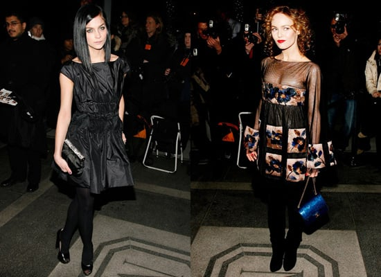 Photos of Chanel Rouge Party in New York with Kate Bosworth and Vanessa Paradis