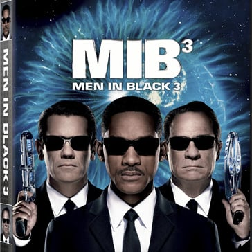 Men in Black 3 DVD Release Date