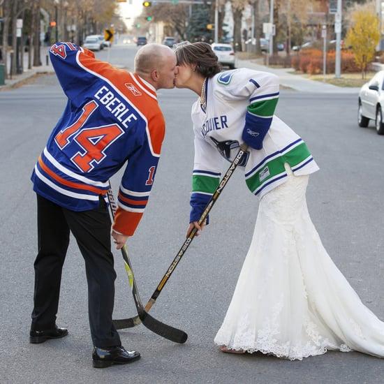 Hockey Wedding Ideas