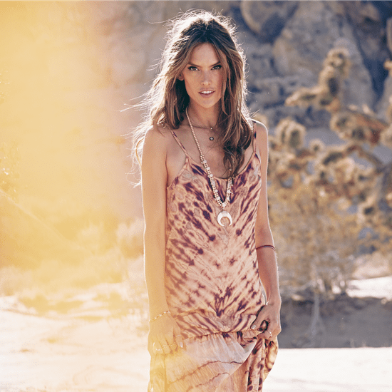 Alessandra Ambrosio Line For Planet Blue | Video