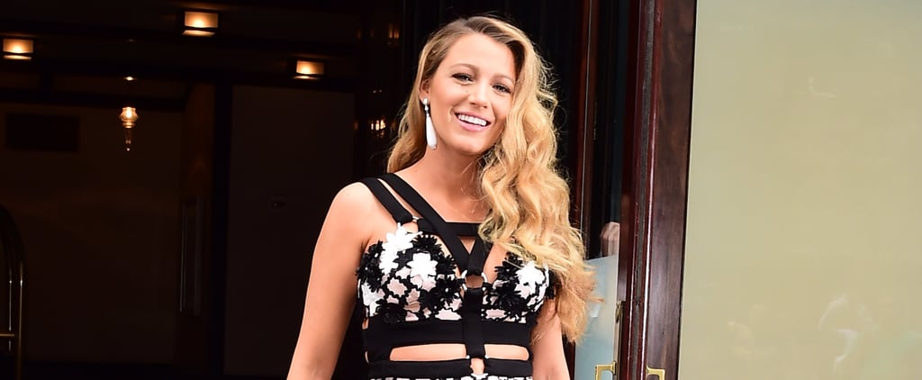 Blake Lively's Go-To Maternity Look Is Unexpected — and Very, Very Sexy