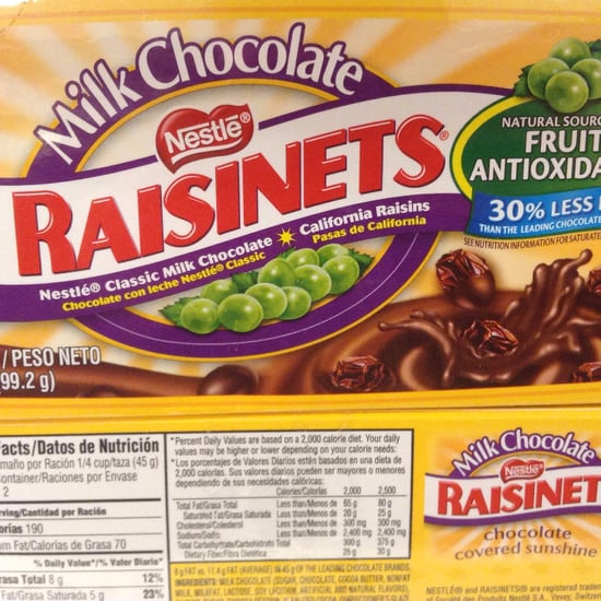 Complaint Letter About Raisinets