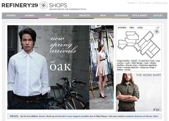 Fab Site: Refinery29Shops.com