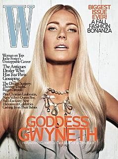 W September 2007 : Gwyneth Paltrow by Steven Klein