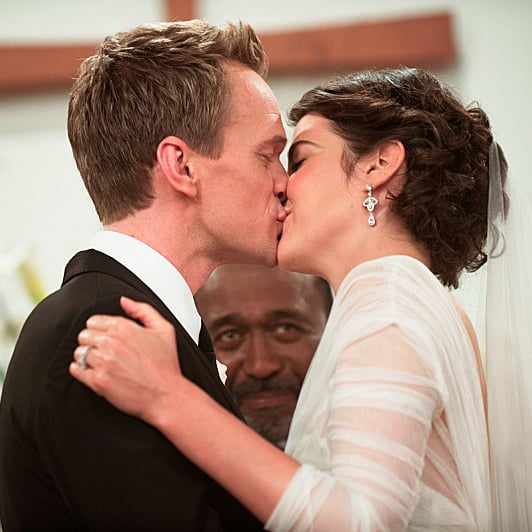 Robin and Barney's Wedding Pictures on How I Met Your Mother