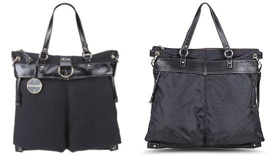 My New Laptop Bag: Target's Version of Hayden Harnett's Ibiza