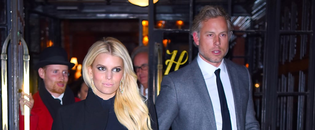 Jessica Simpson and Eric Johnson Have a Sexy Night Out on the Town