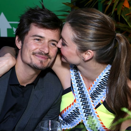 Miranda Kerr and Orlando Bloom Family Pictures