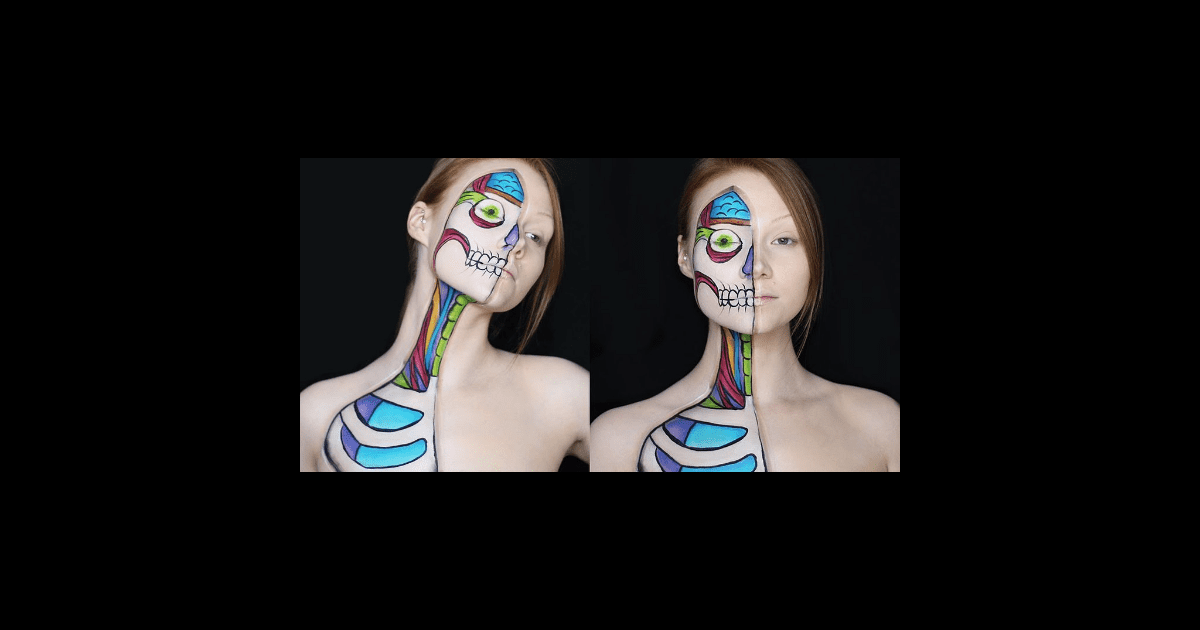 Makeup Only Halloween Costumes POPSUGAR Beauty - Makeup Only Costumes