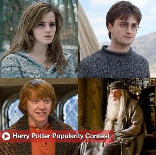 Sugar Shout Out: Which Harry Potter Character Is Your Favorite?