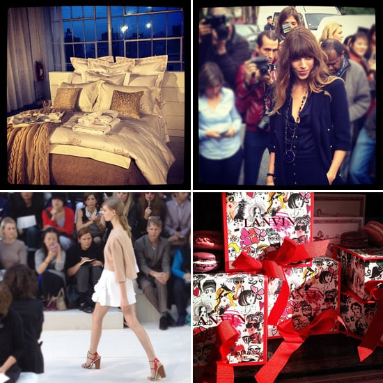 Instagram Fashion Pictures Week of Oct. 5, 2012
