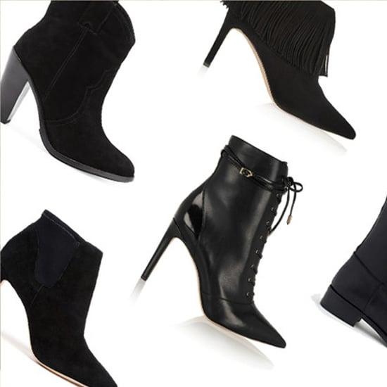 Shop Our Top 50 Black Boots