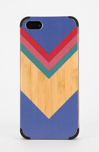 Painted Wood iPhone 5 Case