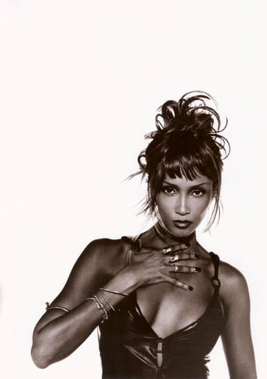 Photos of Model Iman