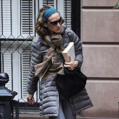Sarah Jessica Parker Leaves Her NYC House