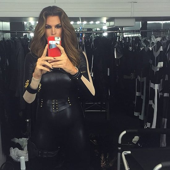 Cindy Crawford's Best Instagrams