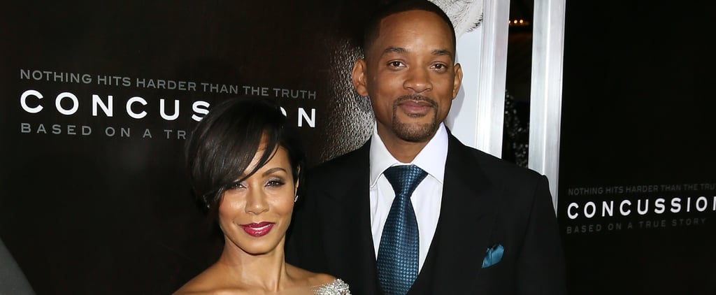 Will and Jada Might Just Blind You With Their Gorgeous Red Carpet Appearance