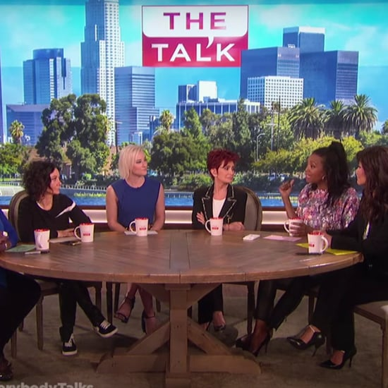 POPSUGAR's Lindsay Miller on The Talk, March 2016 (Video)