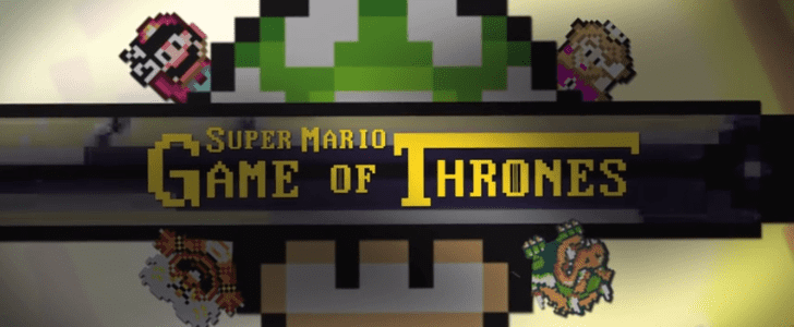 If Game of Thrones Was Set in Super Mario World