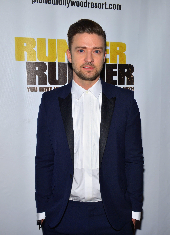 """Justin Timberlake: The """"SexyBack"""" Beard"""